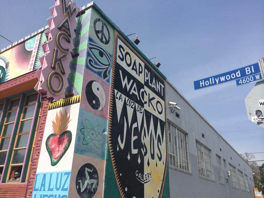 Los Feliz. Los Angeles,CA